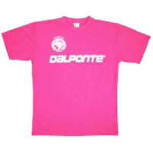 ダウポンチ(Dalponte) プラクティスTシャツ DPZ03 PNK フットサル ウェア ウエア|esports