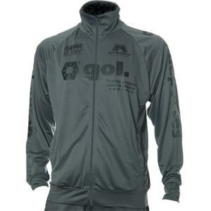 ゴル(gol) ジャージトップ GRY G253-192 サッカー フットサル トレーニング ウェア メンズ|esports