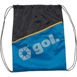 ゴル(gol) ゴルジムバッグ BLU G782-477 002 サッカー フットサル スポールバッグ ナップザック マルチバッグ esports