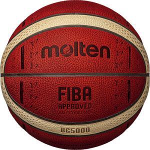 モルテン(molten) バスケットボール 公認球 BG5000 FIBAスペシャルエディション オ...