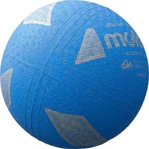 モルテン(molten) ミニソフトバレーボール シアン S2Y1200-C バレーボール 小学生用 公認球|esports