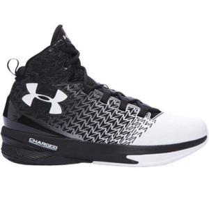 アンダーアーマー(UNDER ARMOUR) メンズ バスケットボールシューズ クラッチフィットドライブ UA Clutchfit Drive 3 BLK/WHT/WHT 1269274 019 バッシュ 靴|esports