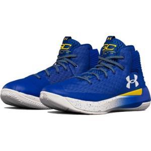 アンダーアーマー(UNDER ARMOUR) メンズ バスケットボールシューズ ステフィン・カリーモデル UA SC 3ZER0 TRY/WHT/WHT 1298308 400 バッシュ 靴|esports