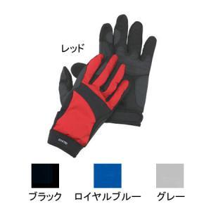 ●納期:5〜7営業日 [本商品について]手の平には吸汗性の良い人工皮革を、甲側にはウェザ−テックを使...