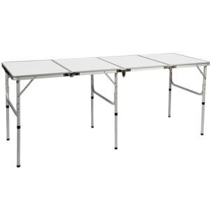 大人数でのバーベキューやイベントなどに最適なロングテーブル【商品特徴】・2.5mや3mサイズのタープ...