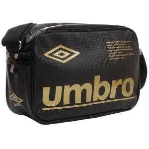アンブロ(UMBRO) サッカー ラバスポショルダー XSサイズ ブラック/ゴールド UUANJA3...