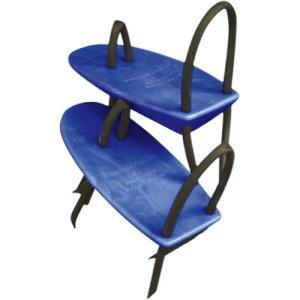 ソルテック(Soltec‐swim) ピーナッツパドル 森隆弘モデル ブルー S 2013182 水泳練習用具 トレーニング用品 esports