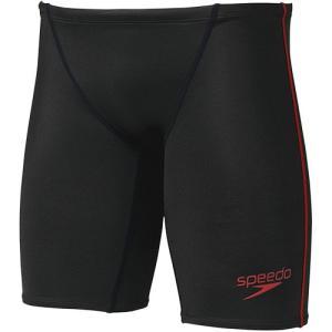 スピード(speedo) ファストスキン XT-Wメンズジャマー(III) SD76C06 RE レッド 男性用競泳水着 メンズ 競技用|esports