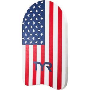 ティア(TYR) USA キックボード LKBUSA RDNV 水泳練習用具 トレーニング用品 ヘルパー ビート板 浮き|esports