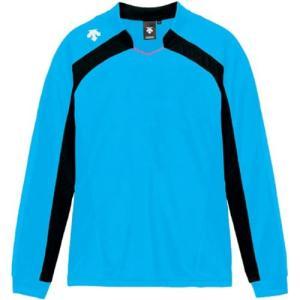 デサント(DESCENTE) ゲームシャツ DSS-4116W PBL 女性用 バレーボール ウェア 長袖 ユニフォーム|esports
