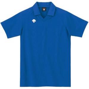 デサント(DESCENTE) 半袖ゲ−ムシャツ DSS-4320 ABL バレーボール ウェア 半袖 ユニフォーム|esports