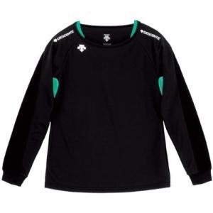 デサント(DESCENTE) レディースセカンダリーシャツ DVB-5213W BEG バレーボール ウェア 長袖 女性用|esports
