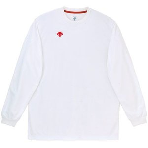 デサント(DESCENTE) プラクティスシャツ DVB-5216 WRD バレーボール ウェア 長袖 男女兼用 メンズ レディース|esports