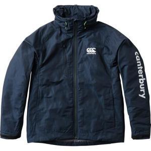カンタベリー(canterbury) フレックスウォーム インスレーション ジャケット FLEXWARM INSULATION JACKET ネイビー RA78578 29 防寒 上着 トレーニング