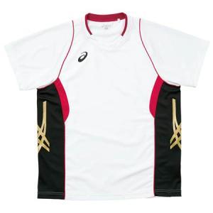 アシックス(asics) ゲームシャツHS XW1314 0124 バレーボール ウェア ユニフォーム 半袖|esports