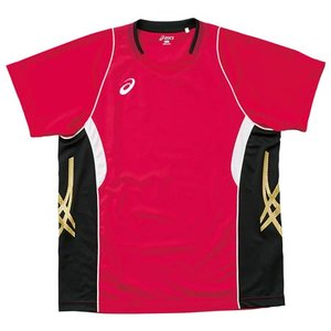 アシックス(asics) ゲームシャツHS XW1314 2490 バレーボール ウェア ユニフォーム 半袖|esports