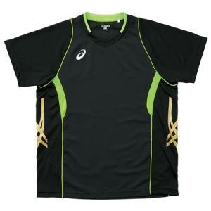アシックス(asics) ゲームシャツHS XW1314 90FG バレーボール ウェア ユニフォーム 半袖|esports