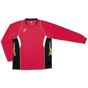 アシックス(asics) ゲームシャツLS XW1315 2490 バレーボール ウェア ユニフォーム 長袖|esports