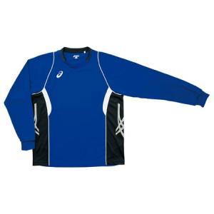 アシックス(asics) ゲームシャツLS XW1315 4690 バレーボール ウェア ユニフォーム 長袖|esports
