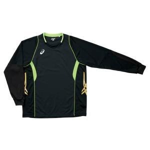 アシックス(asics) ゲームシャツLS XW1315 90FG バレーボール ウェア ユニフォーム 長袖|esports