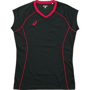 アシックス(asics) W'SプラシャツHS XW6410 9024 レディース バレーボール ウェア|esports