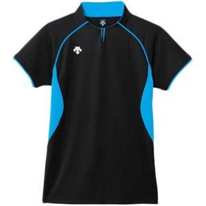デサント(DESCENT) 半袖ゲームシャツ DSS-4420 BBL バレーボール ウェア ユニフォーム 男女兼用|esports