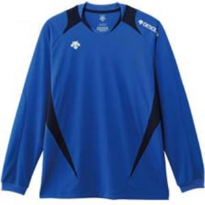 デサント(DESCENT) 長袖ゲームシャツ DSS-5410 ABL バレーボール ウェア ユニフォーム 男女兼用|esports