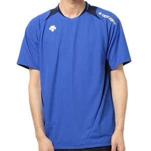 デサント(DESCENT) 半袖ゲームシャツ DSS-5420 ABL バレーボール ウェア ユニフォーム 男女兼用|esports