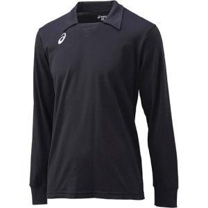 アシックス(asics) ゲームシャツLS XW1324 ブラック バレーボール トレーニングウェア 長袖|esports