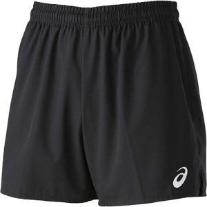 アシックス(asics) ゲームパンツロング XW1736 ブラック バレーボール メンズ トレーニングウェア パンツ|esports
