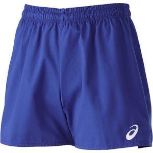 アシックス(asics) ゲームパンツロング XW1736 ブルー バレーボール メンズ トレーニングウェア パンツ|esports
