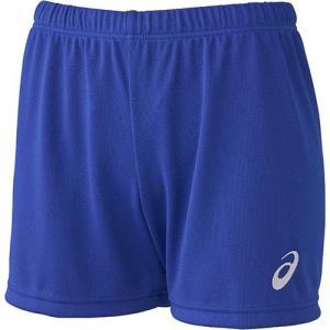 アシックス(asics) W'Sフィットパンツ XW2739 ブルー バレーボール レディース トレーニングウェア パンツ|esports