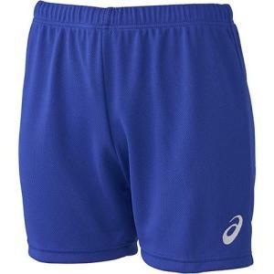 アシックス(asics) W'Sフィットパンツ(ハイロング) XW2740 ブルー バレーボール レディース トレーニングウェア パンツ|esports