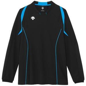 デサント(DESCENTE) L/S ライト ゲームシャツ DSS-5510 BBL バレーボール トレーニングウェア メンズ ジャージ ウエア esports