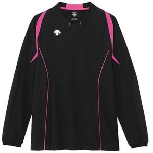 デサント(DESCENTE) L/S ライト ゲームシャツ DSS-5510 BPK バレーボール トレーニングウェア メンズ ジャージ ウエア|esports