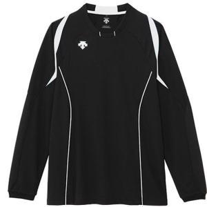 デサント(DESCENTE) L/S ライト ゲームシャツ DSS-5510 BWH バレーボール トレーニングウェア メンズ ジャージ ウエア esports