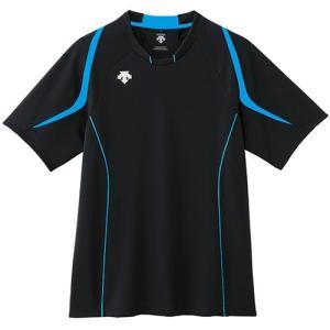 デサント(DESCENTE) H/S ライト ゲームシャツ DSS-5520 BBL バレーボール トレーニングウェア メンズ 半袖 ウエア|esports