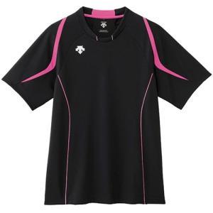 デサント(DESCENTE) H/S ライト ゲームシャツ DSS-5520 BPK バレーボール トレーニングウェア メンズ 半袖 ウエア|esports