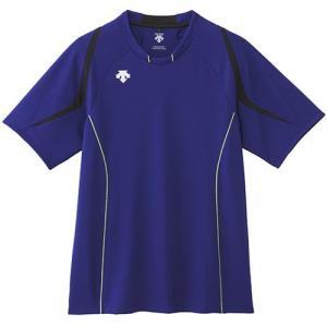 デサント(DESCENTE) H/S ライト ゲームシャツ DSS-5520 ROY バレーボール トレーニングウェア メンズ 半袖 ウエア|esports