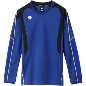 デサント(DESCENTE) 長袖ゲームシャツ DSS-4610 ROY バレーボール トレーニングウェア ロンT プラシャツ|esports