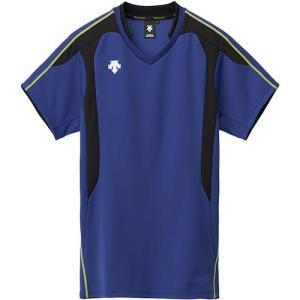デサント(DESCENTE) 半袖ゲームシャツ DSS-4620 ROY バレーボール トレーニングウェア プラシャツ|esports