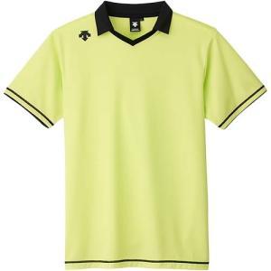 デサント(DESCENTE) 半袖ライトゲームシャツ DSS-5620 LYEL バレーボール トレーニングウェア プラシャツ esports