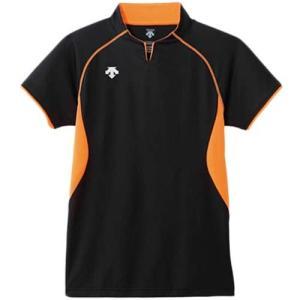 デサント(DESCENT) 半袖ゲームシャツ DSS-4420 BOR バレーボール ウェア ユニフォーム 男女兼用|esports