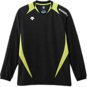 デサント(DESCENT) 長袖ゲームシャツ DSS-5410 BLIM バレーボール ウェア ユニフォーム 男女兼用|esports