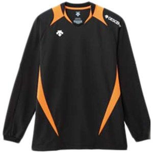 デサント(DESCENT) 長袖ゲームシャツ DSS-5410 BOR バレーボール ウェア ユニフォーム 男女兼用|esports