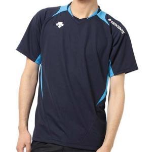 デサント(DESCENT) 半袖ゲームシャツ DSS-5420 NVY|esports