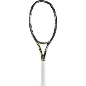 ヨネックス(YONEX) テニスラケット Eゾーン ディーアール108 グリップサイズ1(G1) ダークガン/ライム EZD108 286 G1 硬式ラケット 未張り上げ フレームのみ|esports
