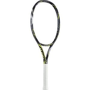 ヨネックス(YONEX) テニスラケット Eゾーン ディーアール108 グリップサイズ2(G2) ダークガン/ライム EZD108 286 G2 硬式ラケット 未張り上げ フレームのみ|esports