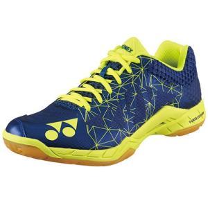 ヨネックス(YONEX) メンズ パワークッションエアラス 2 ネイビーブルー SHBA2M 019 バドミントンシューズ フットウェア 靴|esports