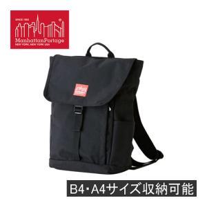 マンハッタンポーテージ(Manhattan Portage) Washington SQ Backpack JR ワシントン SQ バックパック JR BLK MP1220JR 鞄 リュックサック バッグ カジュアル|esports